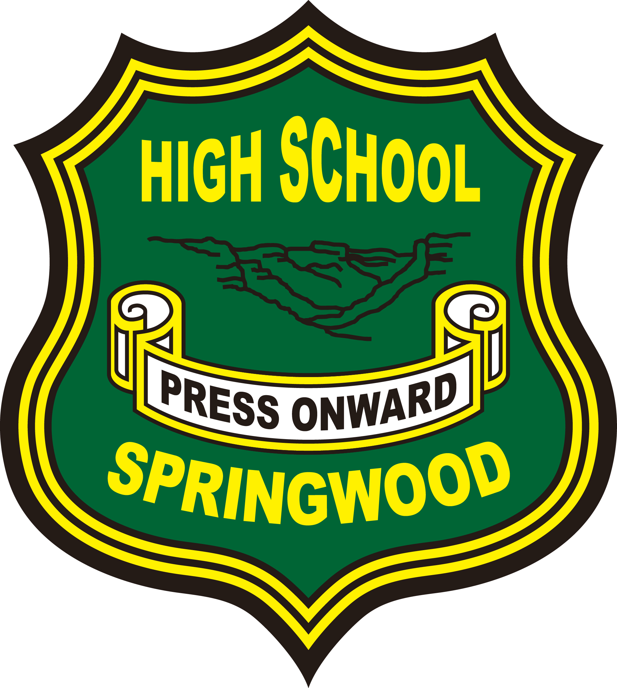 Springwood High School logo